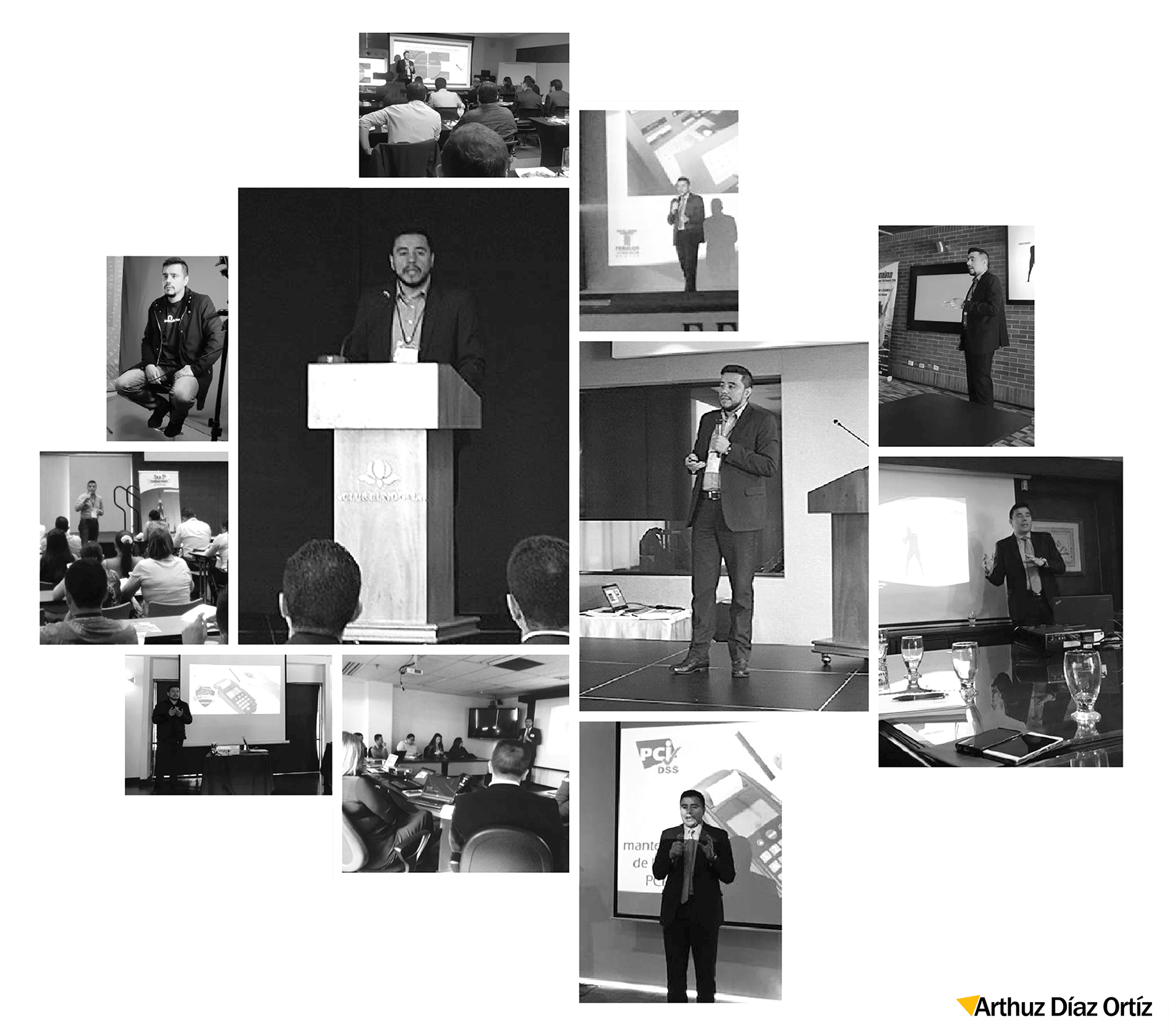 Conferencias y Capacitaciones Arthuz Díaz